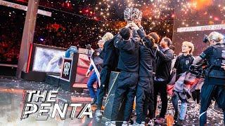 Worlds 2019 : le PENTA de la grande finale