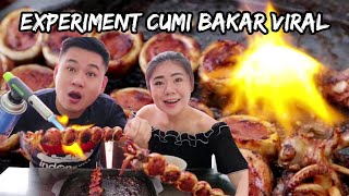 SATE CUMI SOSIS BAKAR ALA STREET FOOD THAILAND FEAT RICSNT