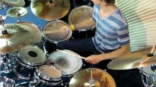 Trivium - Suffocating Sight (Drum Cover)