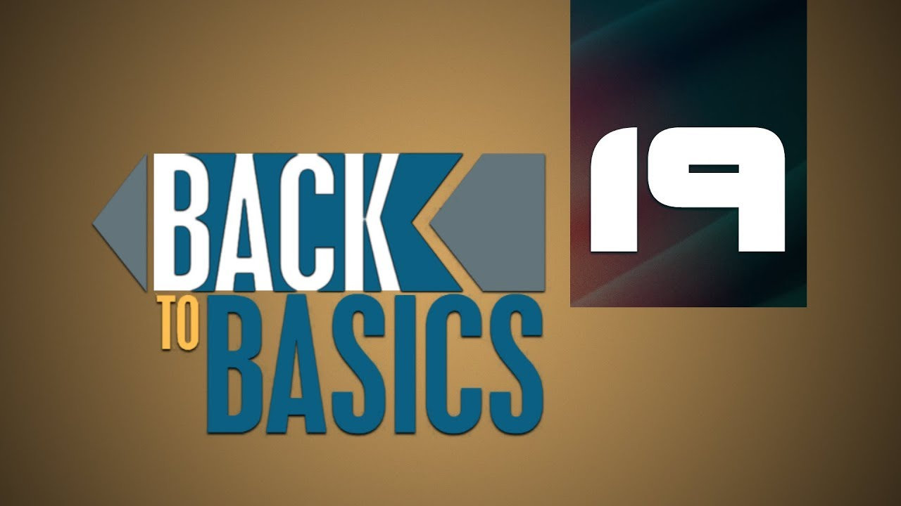 Back to Basics | Building Our Worldview Part 4