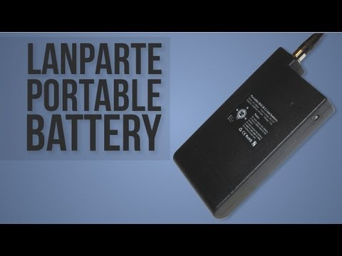 Lanparte Portable Battery Review – For Canon LP-E8 and LP-E6