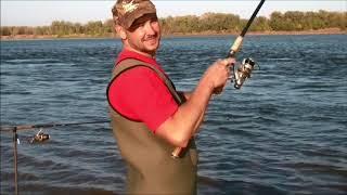 Рыбалка в чёрном яру астраханской области