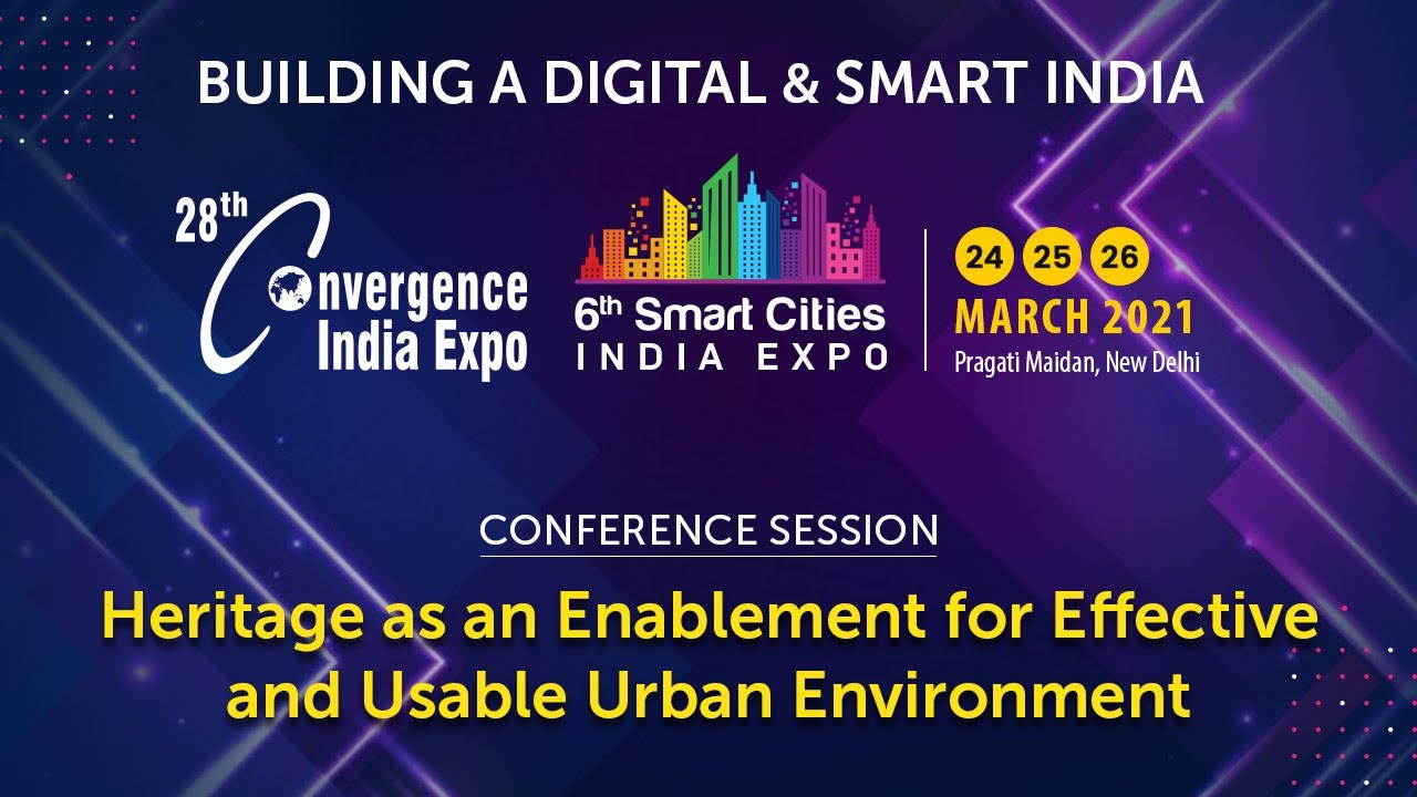 Conference Session on Heritage as an Enablement for Effective and Usable Urban Environment