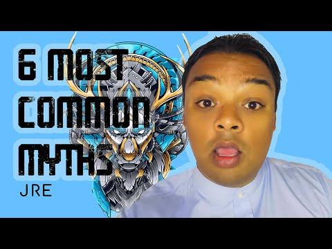 6 most common myths