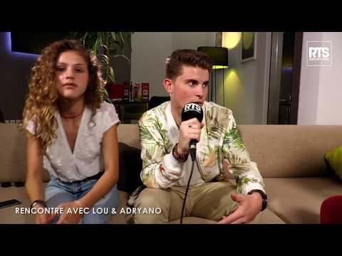 Lou et Adryano interview croisé