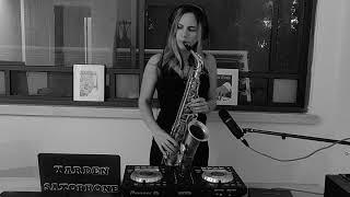 Techno N Sax- Singularity- Stephan Bodzin- YARDEN SAXOPHONE Live