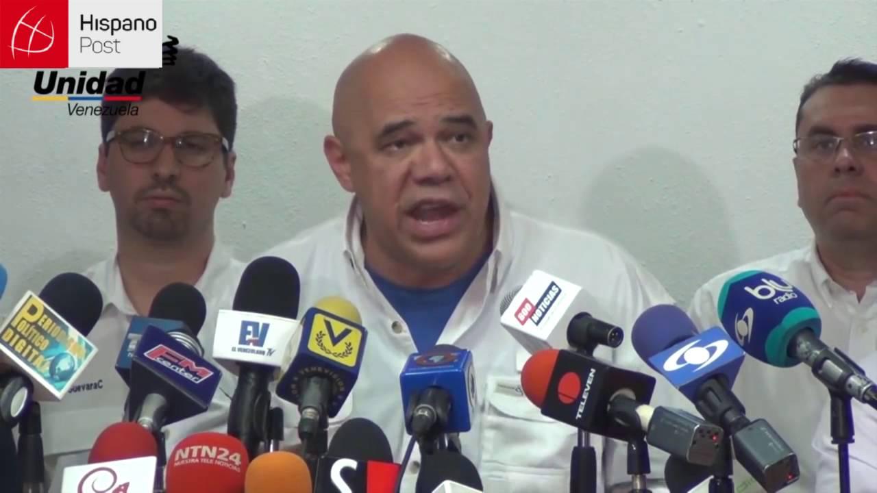 Discursos Toma de Caracas