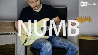 Linkin Park - Numb - Electric Guitar Cover by Kfir Ochaion