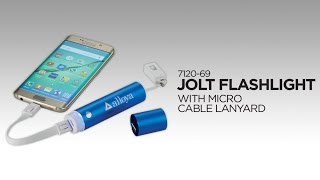 7120-69 Jolt Flashlight with Micro Cable Lanyard