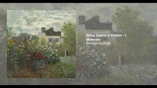 String Quartet in D minor