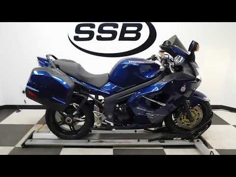 2009 Triumph Sprint ST – used motorcycles  for sale– Eden Prairie, MN