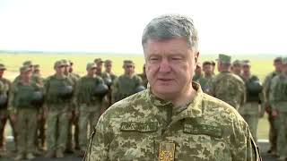 В Украине впервые прошли пуски американских ракетных комплексов Javelin.