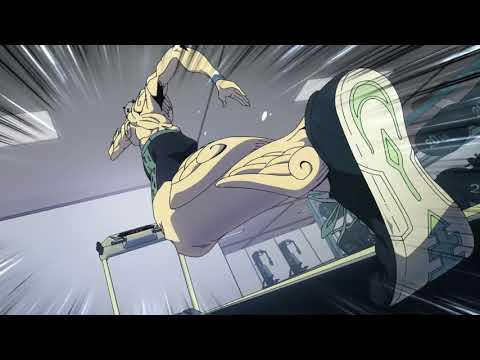 《岸邊露伴一動不動》OVA「懺悔室」、「THE RAN」新PV