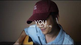 You - Carpenters (KAYE CAL Acoustic Cover)