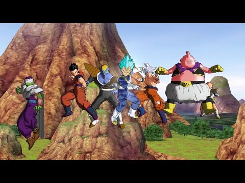 Super Dragon Ball Heroes: World Mission - Battle Gameplay Trailer