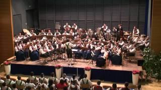 preview picture of video 'Wachet auf - Felix Mendelssohn Bartholdy; Musikkapelle Peter Mayr Pfeffersberg 2012'