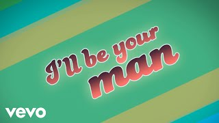 Aaron Neville - Be Your Man (Official Lyric Video)