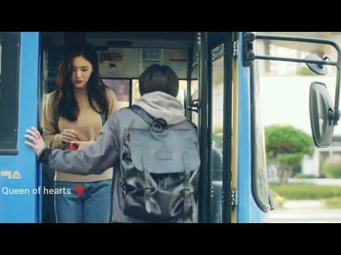 Crush Love Story 💖 Mera Dil Bhi Kitna Pagal Hai 💖 Korean Hindi Mix 💕