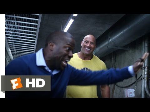 Central Intelligence (2016) - I Did the Thing! Scene (6/10) | Movieclips