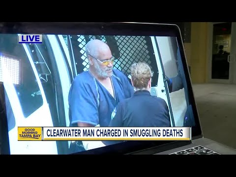 Clearwater man charged with human trafficking after 10 die in sweltering truck in Texas
