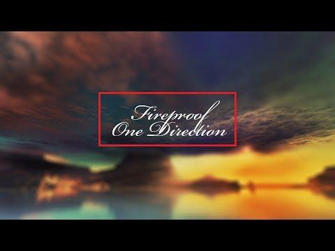 Download One Direction Fireproof Lyrics Video 3GP Mp4 FLV HD Mp3