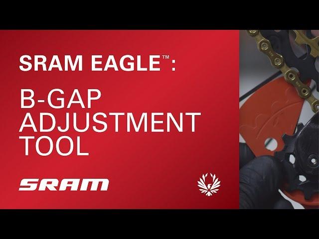 Видео Инструмент Sram GAP TOOL COMPATIBLE WITH ALL ETAP AXS CASSETTES 26T-36T