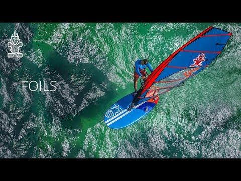 2018 Starboard Foils
