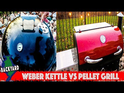 Rec Tec Pellet Grill VS Weber Kettle – Grill Comparison