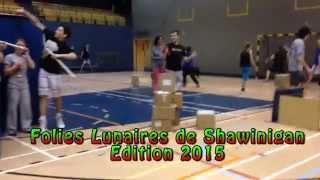 preview picture of video 'Folies lunaires Shawinigan 2015'