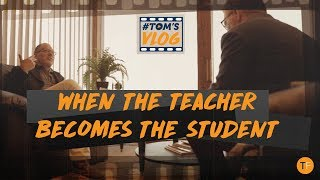 Tom Gets a Power Packed Coaching Session From Jay Abraham | TOMSVLOG #011