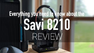 Everything You Need to Know About the Plantronics Savi 8200 Series