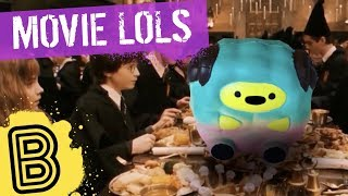 Harry Potter improved by Squishies