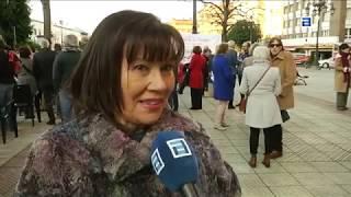 Oviedo inaugura su Corrada de la Poesía homenajeando a Gamoneda