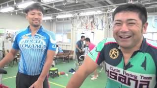 GⅢ瑞峰立山賞争奪戦小嶋&竹沢の日大自転車部コンビが競輪界を盛り上げる