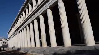 Athens 2 - Stoa of Attalos