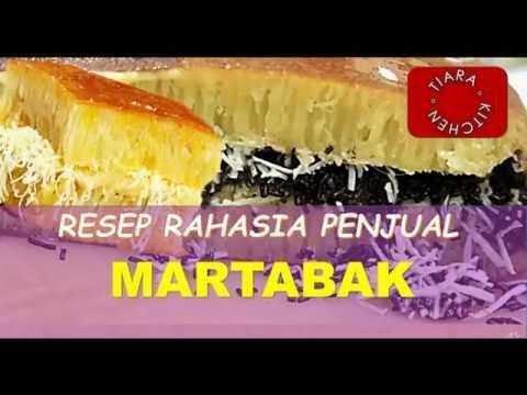 Video Resep Rahasia Penjual MARTABAK (TIPS & TRICK)