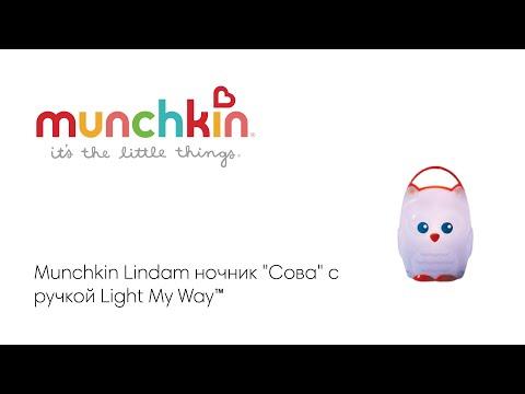 """Munchkin Lindam ночник """"Сова"""" с ручкой Light My Way™"""