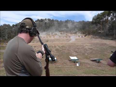 Blaser K95 Stutzen Rapid Fire Torture Test
