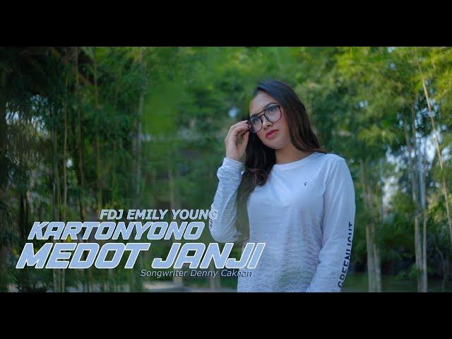 FDJ Emily Young - KARTONYONO MEDOT JANJI (Official) | REGGAE