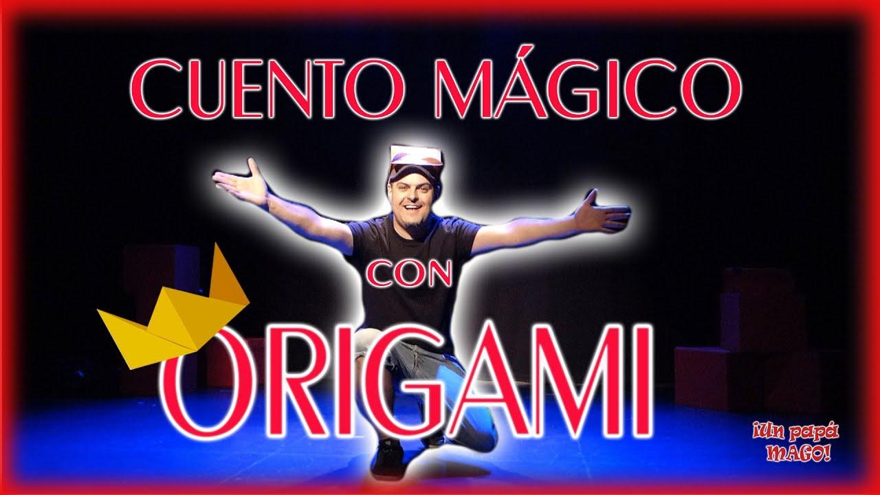 CUENTO MÁGICO CON ORIGAMI | TRUCOS DE MAGIA | El rey que perdió su corona | is Family Friendly