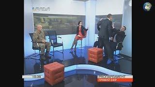 Депутаты Рады устроили драку в прямом эфире