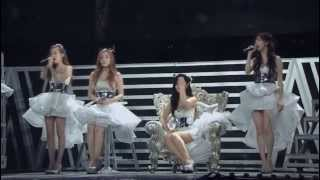 Baby Baby (Ballad Ver.) _Girls' Generation (Girls & Peace World Tour in Seoul DVD)
