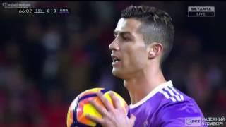 Sevilla - Real Madrid (0-1) / Cristiano Ronaldo
