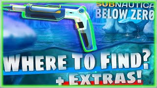 Subnautica Below Zero Laser Cutter Location! - Where To Find The Blueprint!