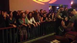 Ganxta Zolee & Dinamic & Curtis - 'Való Világ' 2015.04.24. Arena Pub Ds