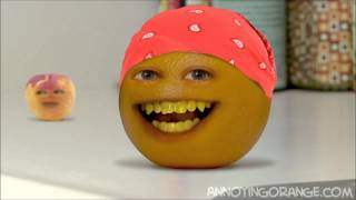 annoying orange bed intruder song 10 minutes