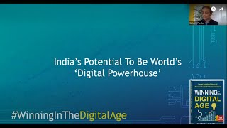 Panel Discussion – India's Potential to be World's Digital Powerhouse