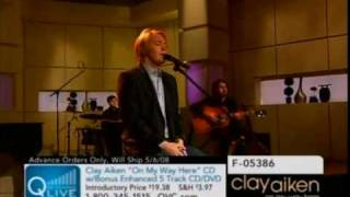 CLAY AIKEN - THE REAL ME