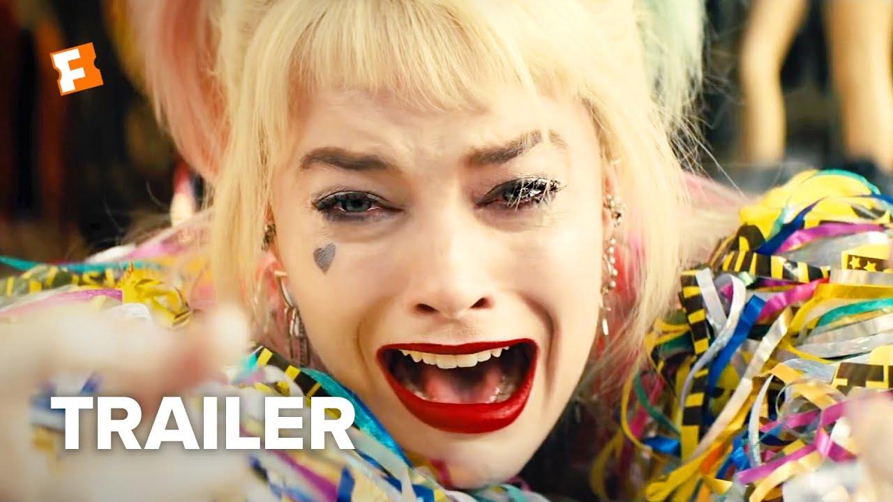 Birds of Prey, 2020 - Margot Robbie, Mary Elizabeth Winstead, Ewan McGregor