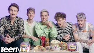 Why Don't We Plays I Dare You | Teen Vogue